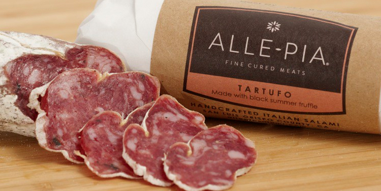 Alle-Pia Fine Cured Meats Tartufo