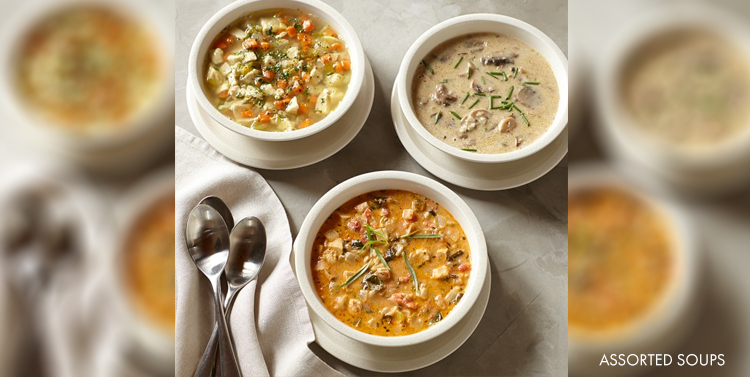 Elephants Delicatessen soups through Williams Sonoma